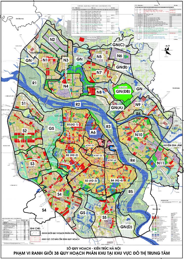 Phí kiểm tra thông tin quy hoạch, thế chấp Sổ đỏ tại Hà Nội